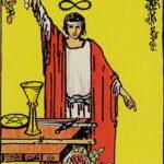 Der Magier - Tarot Karte Deutung und Bedeutung
